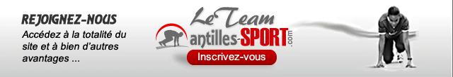 Rejoignez le Team Antilles-SPORT